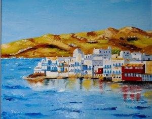 DSC_0004 La Petite Venise à Mykonos
