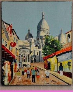 Sacré Choeur Paris