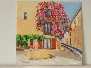 DSCN9852 La fontaine huile